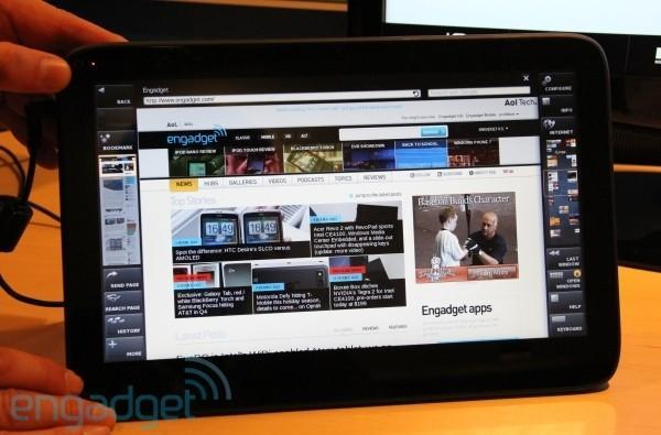 Neofonie and 4tiitoo WeTab hands-on (update)