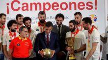 Pedro Sánchez: Gracias por hacernos disfrutar y llevar a España a lo más alto