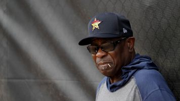 Baker wants MLB to stop 'premeditated retaliation'
