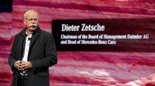 Mercedes 'can't guarantee' meeting EU carbon goals - CEO