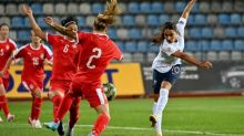 Foot - Qualif. Euro (F) - Qualifications pour l'Euro 2022: les Bleues s'imposent en Serbie