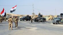 Iraqi forces launch operation to clear desert bordering Syria of Islamic State