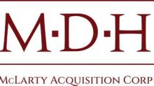 MDH Acquisition Corp. Regulatory Filing Requirement