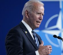 Biden says Republican Party is 'fractured,' thanks to Trump