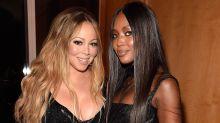 Naomi Campbell condemns Sandra Bernhard over offensive Mariah Carey jokes