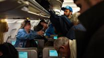 What Happened to Airline Etiquette?