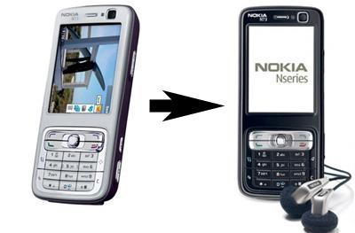 Turn your plain-vanilla Nokia N73 into a Music Edition