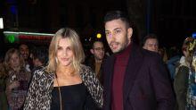 Giovanni Pernice and Ashley Roberts among stars celebrating Valentine's Day
