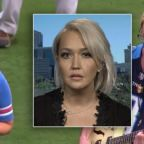 'The Voice' Star Meghan Linsey Reveals Why She Decided to Kneel After National Anthem