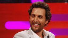 Matthew McConaughey joins Instagram on his 50th birthday