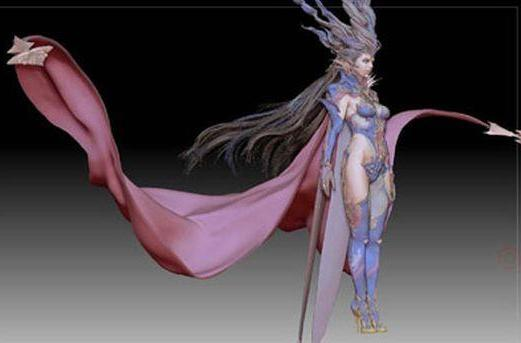 Final Fantasy XIV shows off early Shiva renders