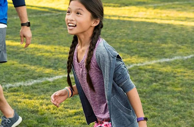 Fitbit's kid-focused fitness tracker is available today