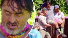 Survivor contestant suffers horrific injury after rope snaps in freak accident