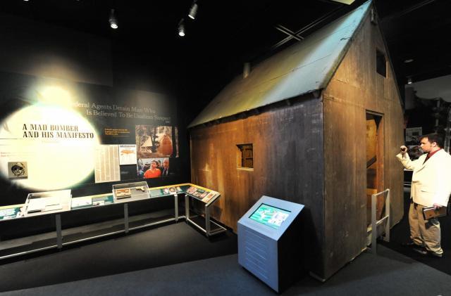 Step inside the Unabomber investigation in VR