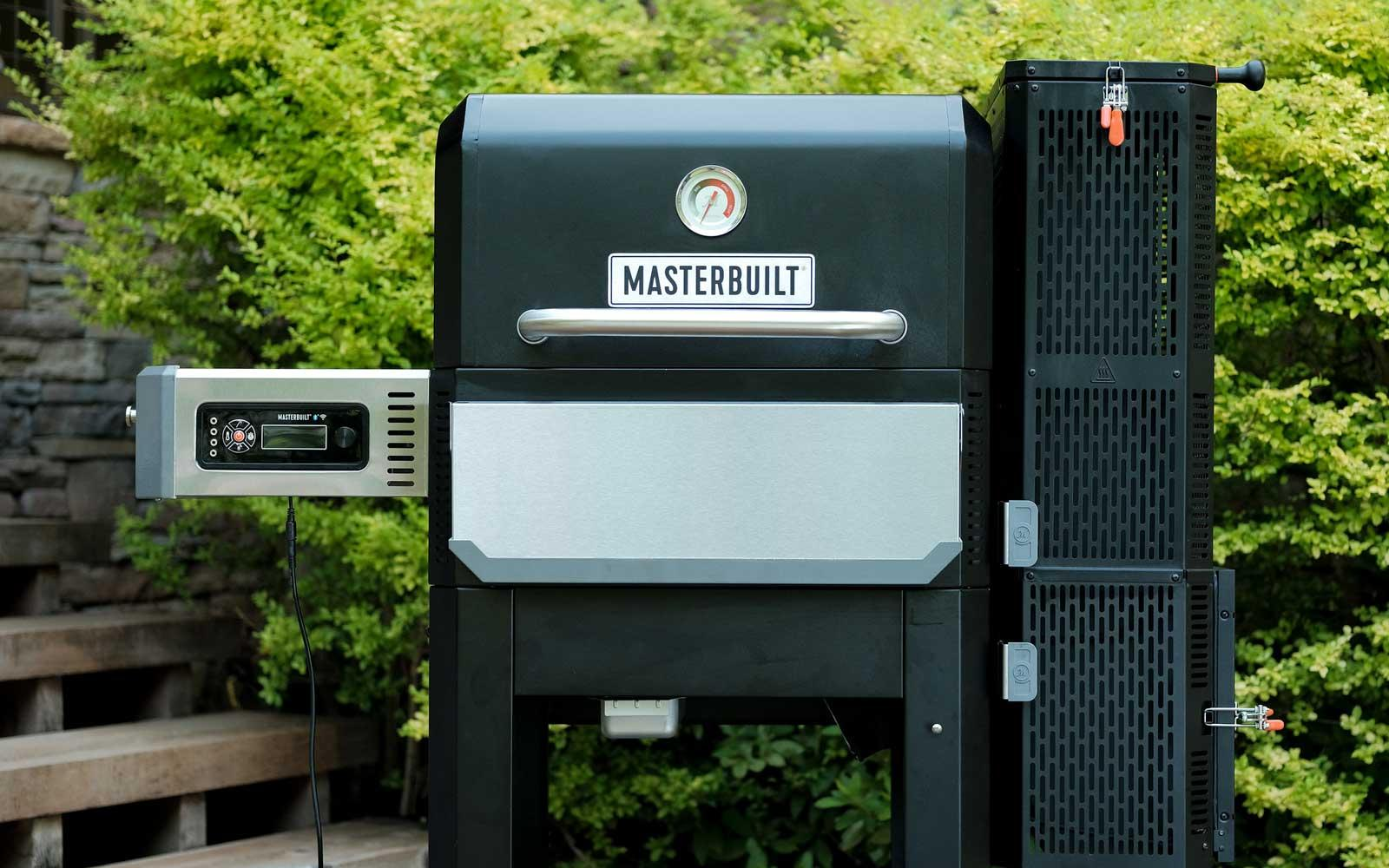 Masterbuilt's latest Gravity Series smart grill comes with a griddle insert   Engadget