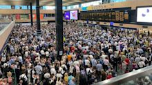 UK Weather: Heatwave Hangover As Delays And Cancellations Cause Chaos On Trains