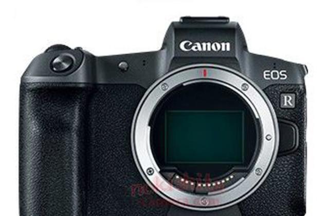 Canon's full-frame mirrorless camera leaks in vivid detail