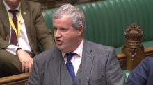 SNP Westminster leader Ian Blackford backs boycott of Alex Salmond's RT show