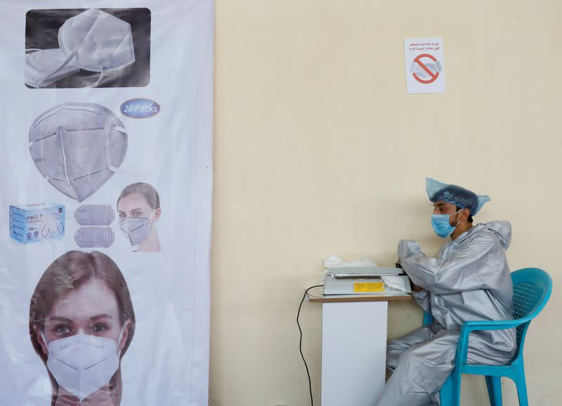 Afghanistan faces 'catastrophe' as COVID-19 cases grow - Red Crescent
