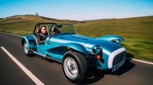 Caterham is looking for the right recipe to electrify the Seven