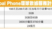 提供Global Phone 方便海外公幹 香港寬頻TVB推新服務 冀吸數據市場25萬客