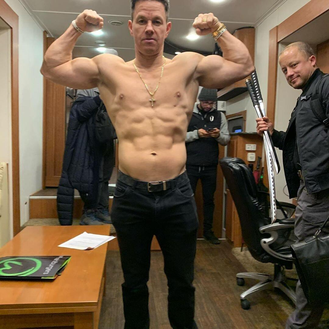 Mark Wahlberg Trying To Put On 30 Lbs In Next 6 Weeks For New Film I Just Want To Eat Everything