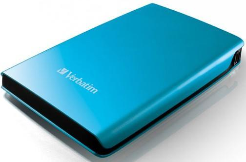 Verbatim Store 'n' Go USB 3.0 hard drives add color to your otherwise drab storage needs