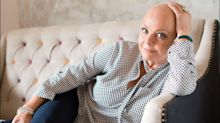 Gail Porter: 'My daughter has always put a positive spin on me being bald'