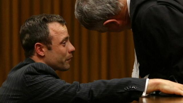 Oscar Pistorius Accused of Taking Acting Lessons