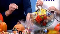 Halloween Candy Nutrition Check