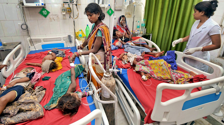 FIR Against Bihar Villagers for Protesting Against AES Deaths