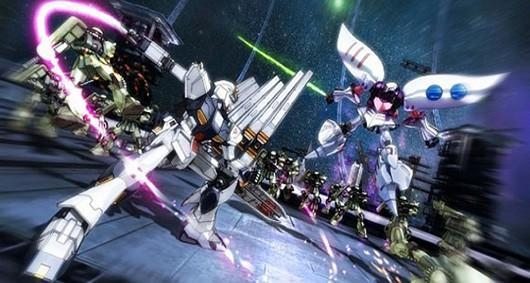 Report: Next Dynasty Warriors: Gundam announced for PS3, Vita