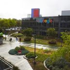 Google Follows in Apple's Footsteps With New $1 Billion Campus
