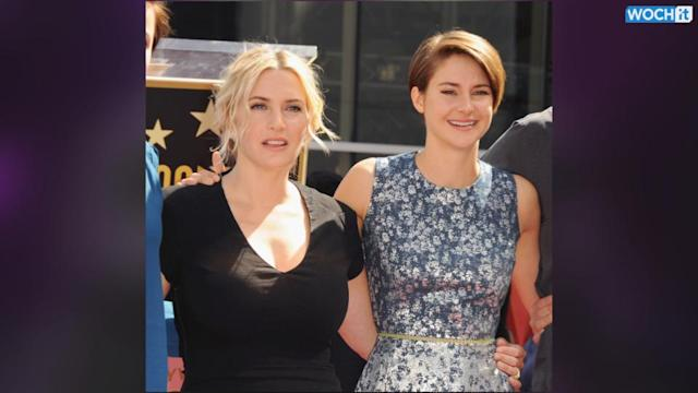 Kate Winslet Receives Star On The Walk Of Fame