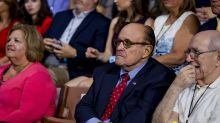 Justice Department Distances Itself From Giuliani