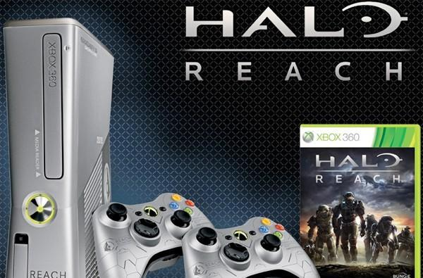 New Xbox 360 250GB Limited Edition Halo: Reach bundle revealed