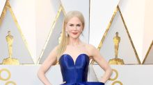 Nicole Kidman sorprende a un grupo de turistas cuando iba de camino a los Oscar