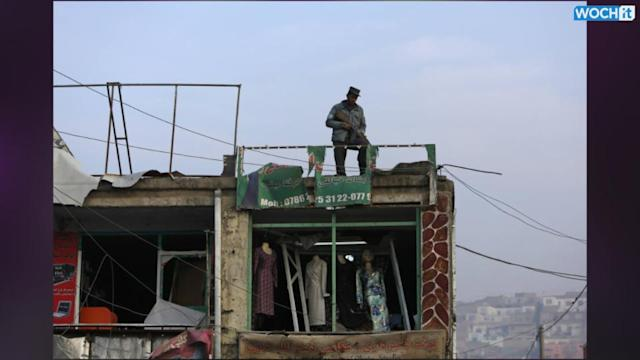 UN: More Children Dying In Afghan Violence