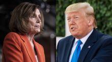 Trump calls Pelosi 'nasty, vindictive, horrible person' in response to 'prison' comment