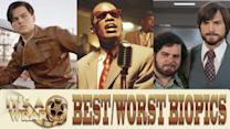 Best/Worst Biopics: It's A Wrap!