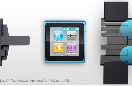 Frontal Concepts' Infuse iPod nano watch strap wins imaginary design award, our hearts