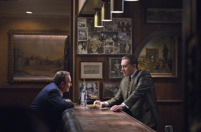 De Niro is in top form in Netflix's 'The Irishman' trailer