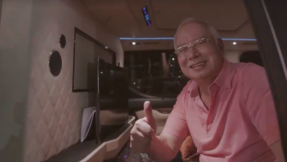 Music video of hip-hop track BBB featuring Najib to drop tomorrow