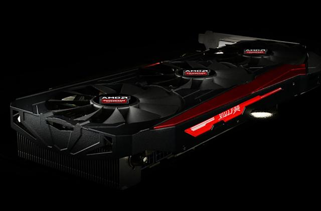 AMD spins off Radeon graphics into new division