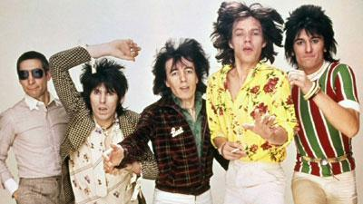 The Rolling Stones Celebrate 50 Years