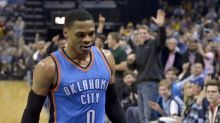 Russell Westbrook even managed to make history with an ejection