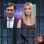 Meyers: Where Are Ivanka and Kushner?