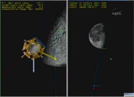 NASA LCROSS moon impact in T-minus 15, water discovery expected in T-minus 19 (update: video!)