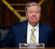 Trump ally Lindsey Graham in close re-election race as Democratic group ramps up spending against him