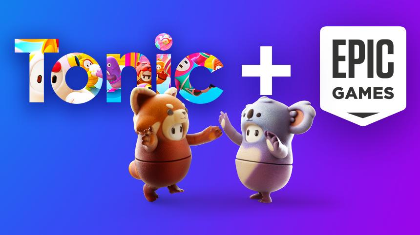 Epic Games has bought 'Fall Guys' studio Mediatonic - Engadget